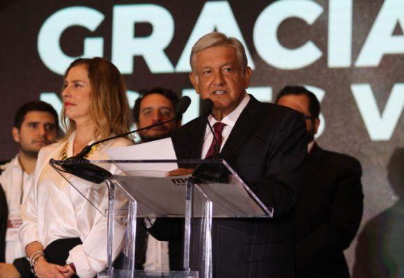 México votó contra la corrupción: López Obrador presidente
