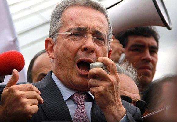 El gobierno de Álvaro Uribe nunca fue para la paz sino para la guerra