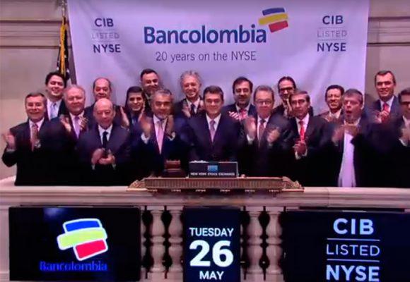 El prestigioso club de las empresas colombianas en Wallstreet