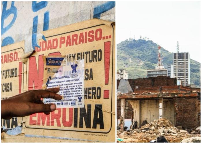 Ciudad Paraíso: la paranoia colectiva del barrio Calvario en Cali
