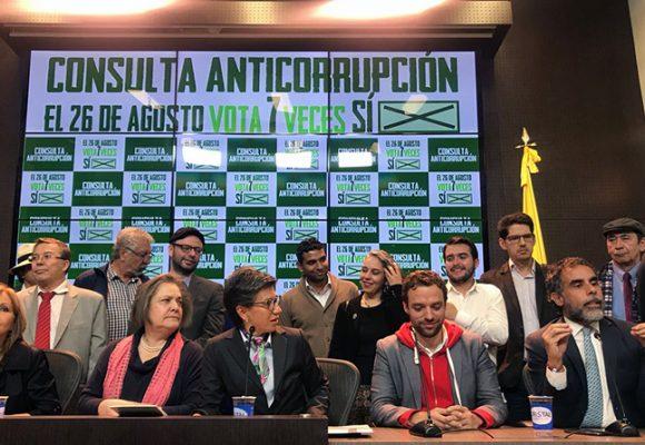 Democracia y anticorrupción