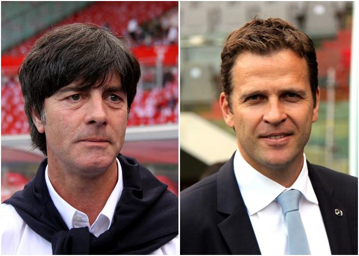 Un falso positivo en el fútbol alemán: Bild Zeitung, Joachim Löw y Oliver Bierhoff