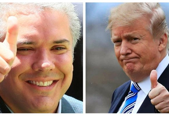 ¿Se parecen en algo Duque y Trump?