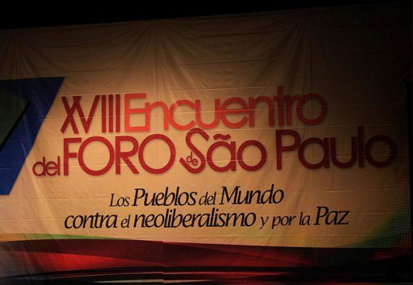 Foro de Sao Paulo o aquelarre marxista