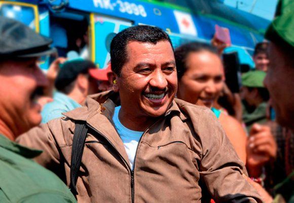 Gentil Duarte, el gran capo de las disidencias