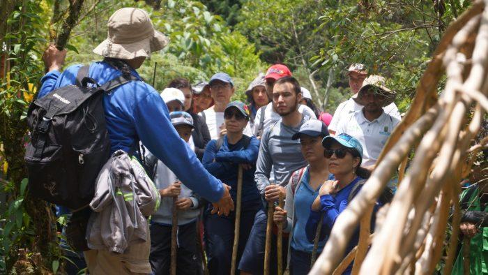 Los guardianes que cuidan el agua y los bosques de for Importancia economica ecologica y ambiental de los viveros forestales