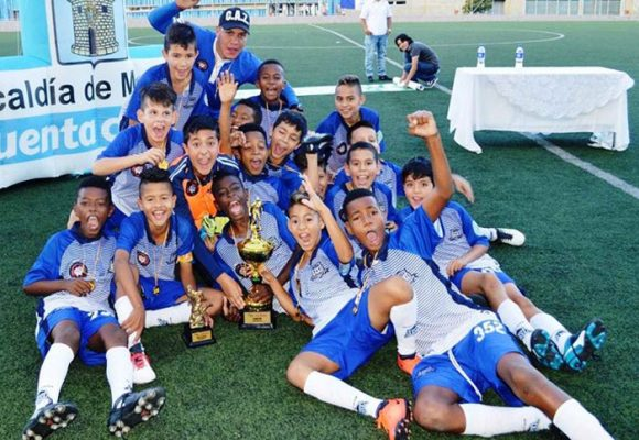 Club La Nubia volvió a ser campeón en el Mundialito