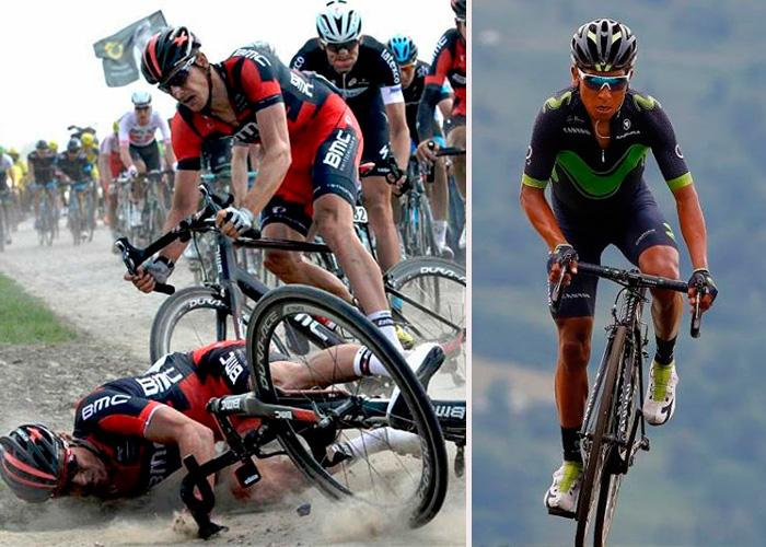 La sangrienta etapa del Tour en donde Nairo podría perderlo todo