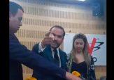 Abelardo de la Espriella y Ariel Ávila, casi a puños en el programa de Vicky Dávila