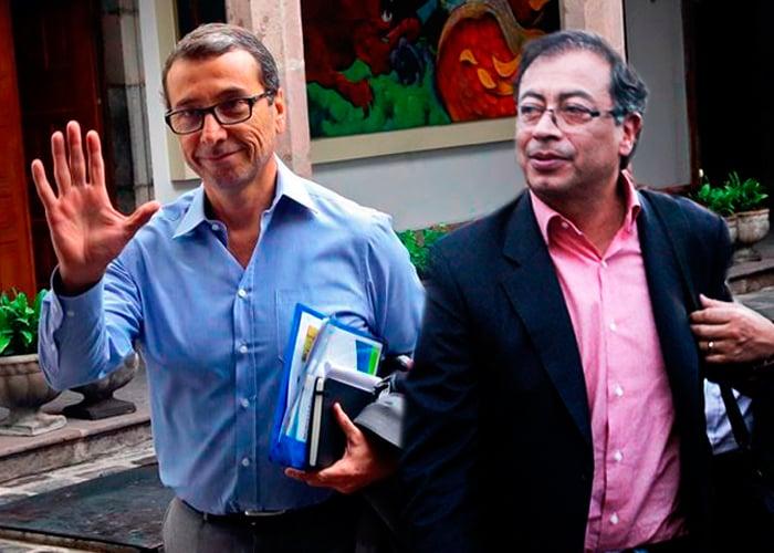 Vinicio Alvarado, el publicista ecuatoriano que puso a volar a Petro en la segunda vuelta