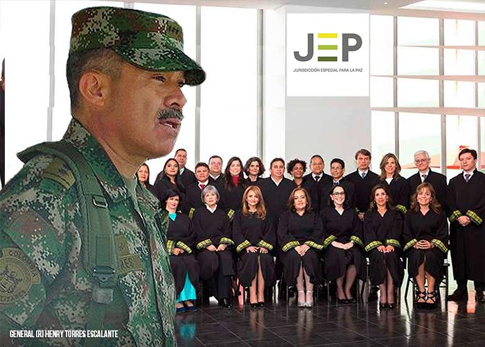 Los dos falsos positivos por los que la JEP juzgará al general William Torres