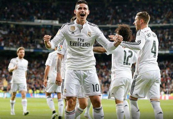 La desgracia de un jugador del Real Madrid que beneficiaría a James