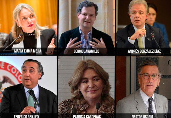 Embajadores amigos de Santos con las maletas listas