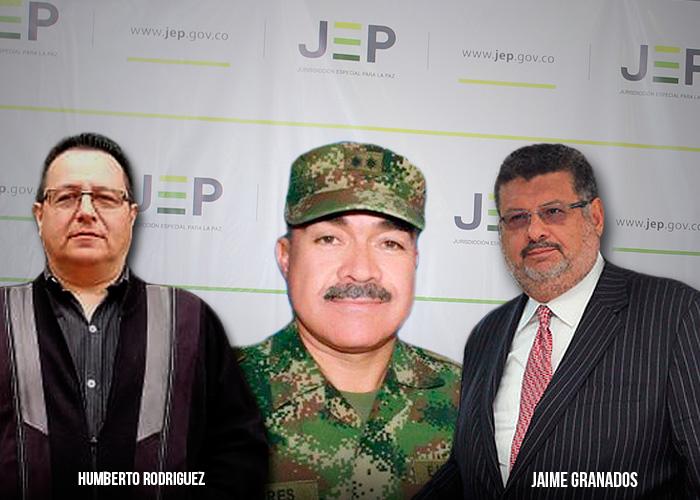 La primera audiencia en la JEP: pulso de dos abogados