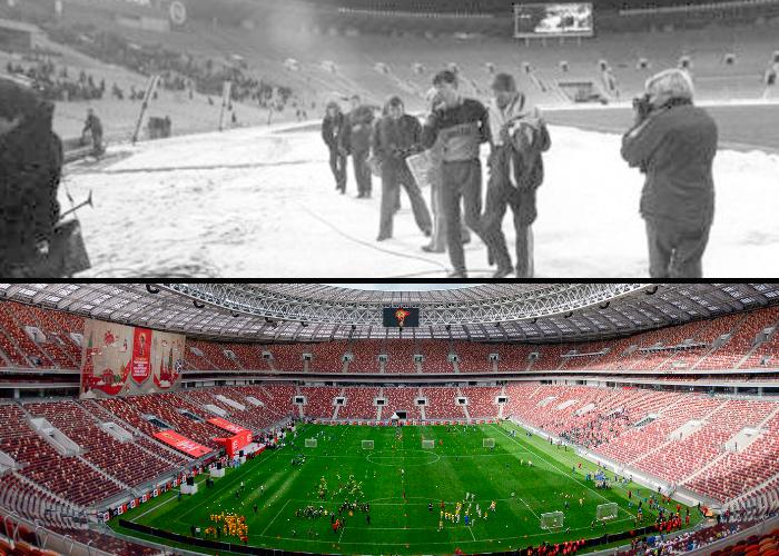 Los 300 muertos en el Estadio de Moscú, que el gobierno soviético quiso tapar