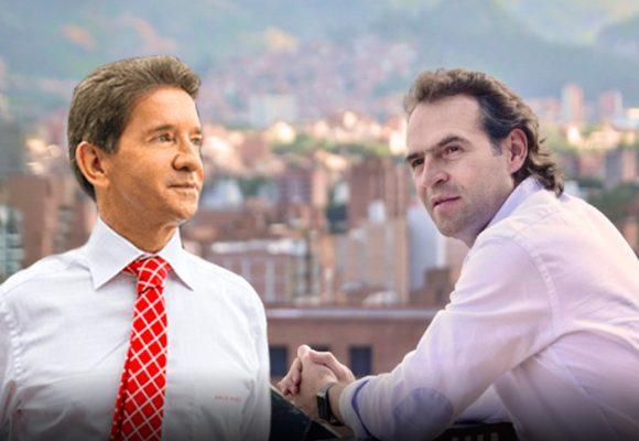 Rompe récord de favoritismo el alcalde de Medellín