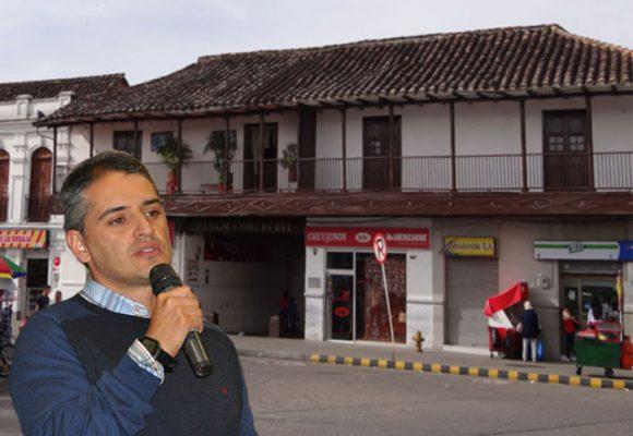 ¿Rionegro, el Lego humano con el que juega su alcalde?