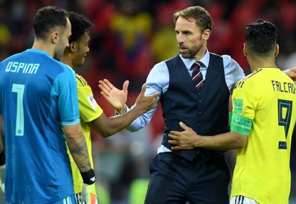 El pedazo de acordeón de Alejandro Durán y nuestra eliminación ante Inglaterra
