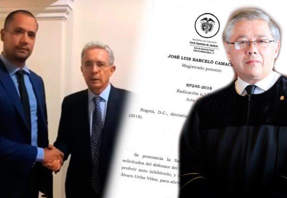 Los 7 días que pusieron a correr al abogado de Uribe