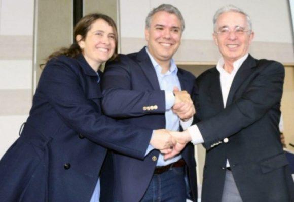 La mano de Uribe: Paloma Valencia