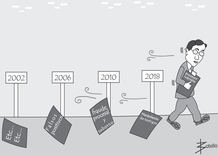 Caricatura: ¿hasta cuándo?