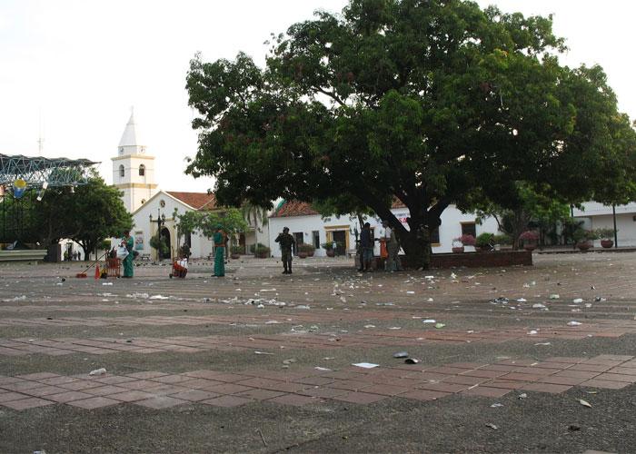 Valledupar, ciudad anomia