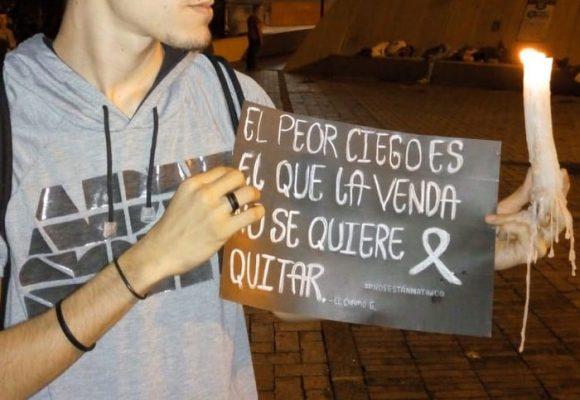 Nos dejaron callados: sin mundial y sin líderes sociales