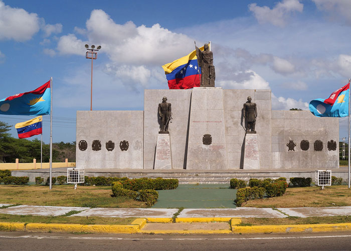 """¿Intervención militar """"humanitaria"""" en Venezuela?"""