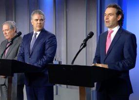 El alcalde de Medellín inaugura las audiencias privadas con el Presidente