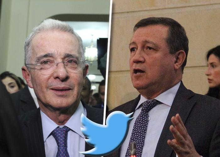 Los 70 trinos de Uribe con los que le proyectó el discurso a Macías