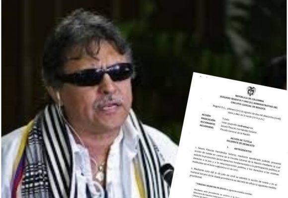 Santrich no se rinde: quiere su curul