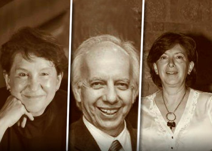 Concierto homenaje aJorge Zorro, Pilar e Inés Leyva