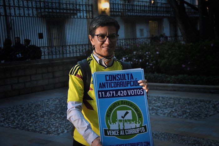 A Palació llegó con un cartel de la consulta y los 11.6 millones que logró el domingo pasado.