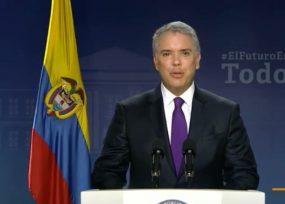 Duque se le abrió a Uribe y a su partido y votó la consulta anticorrupción