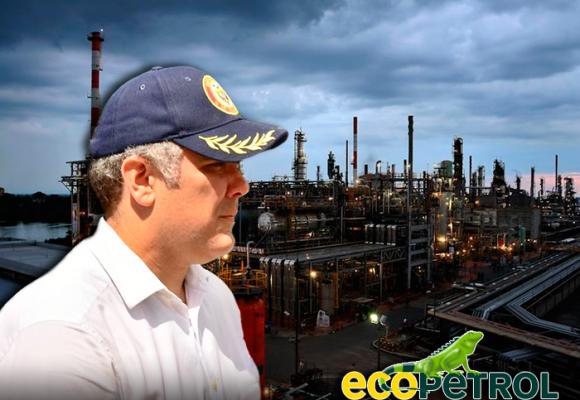 Así recibe Duque las reservas petroleras del país