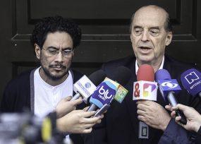 Iván Cepeda y Álvaro Leyva, entre los invitados especiales al pleno del Partido Farc