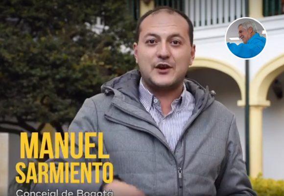 El vídeo que sacaría de casillas al alcalde Peñalosa
