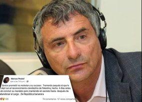 La furiosa reacción del director de la Confederación de Comunidades Judías en Colombia