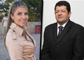 Santos atornilló funcionarios en el exterior hasta el penúltimo día