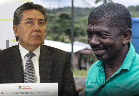 Línea de emergencia en la Fiscalía para denunciar amenazas a líderes sociales
