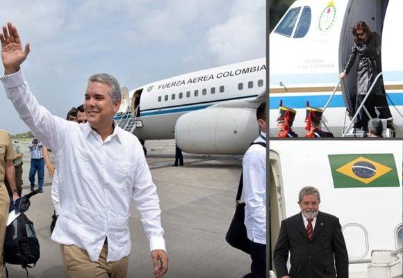 El Boeing al que Duque le está sacando el jugo entre las mejores naves presidenciales