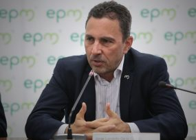 Jorge Londoño, ex gerente de EPM, alista maletas para Canadá