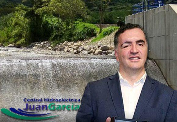 Entra en operación la Central Hidroeléctrica de Liborina en Antioquia