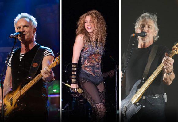 Top 5 de los conciertos que vienen a Bogotá
