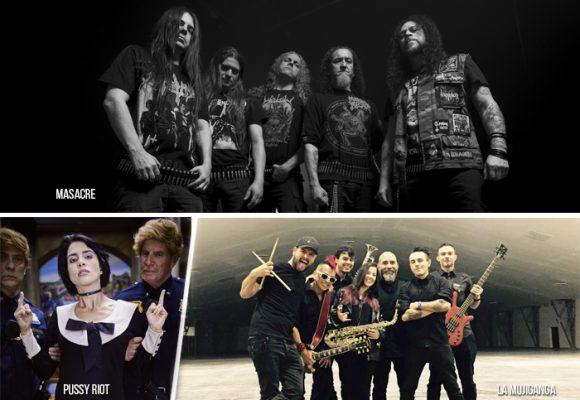 Las cinco bandas que no se puede perder en Rock al Parque