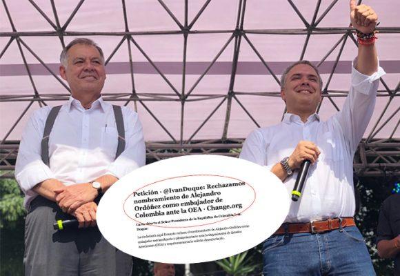 Alejandro Ordóñez, persona non grata en la OEA