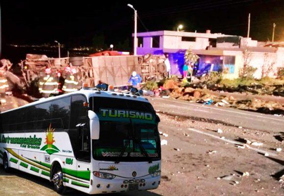 Los 22 colombianos que se tragó la Curva de la muerte