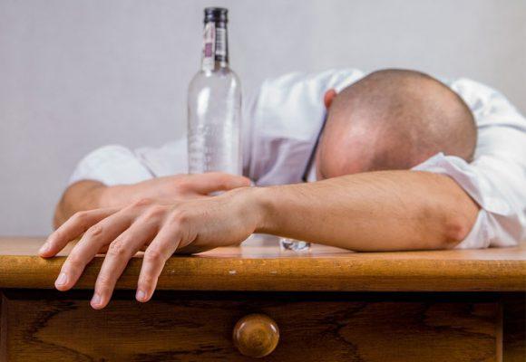 Las desgracias del alcohol