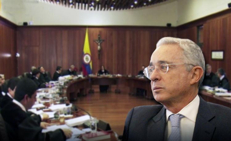 La Corte contra Uribe: un pulso peligroso
