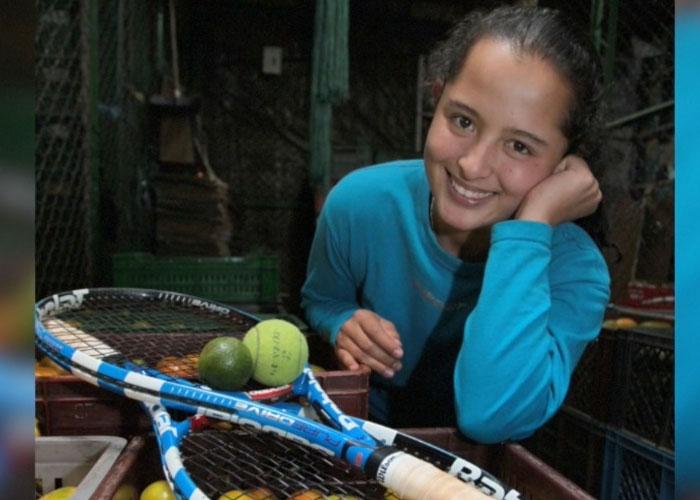 De la anorexia a las canchas de tenis: la increíble historia de Ana María Sánchez